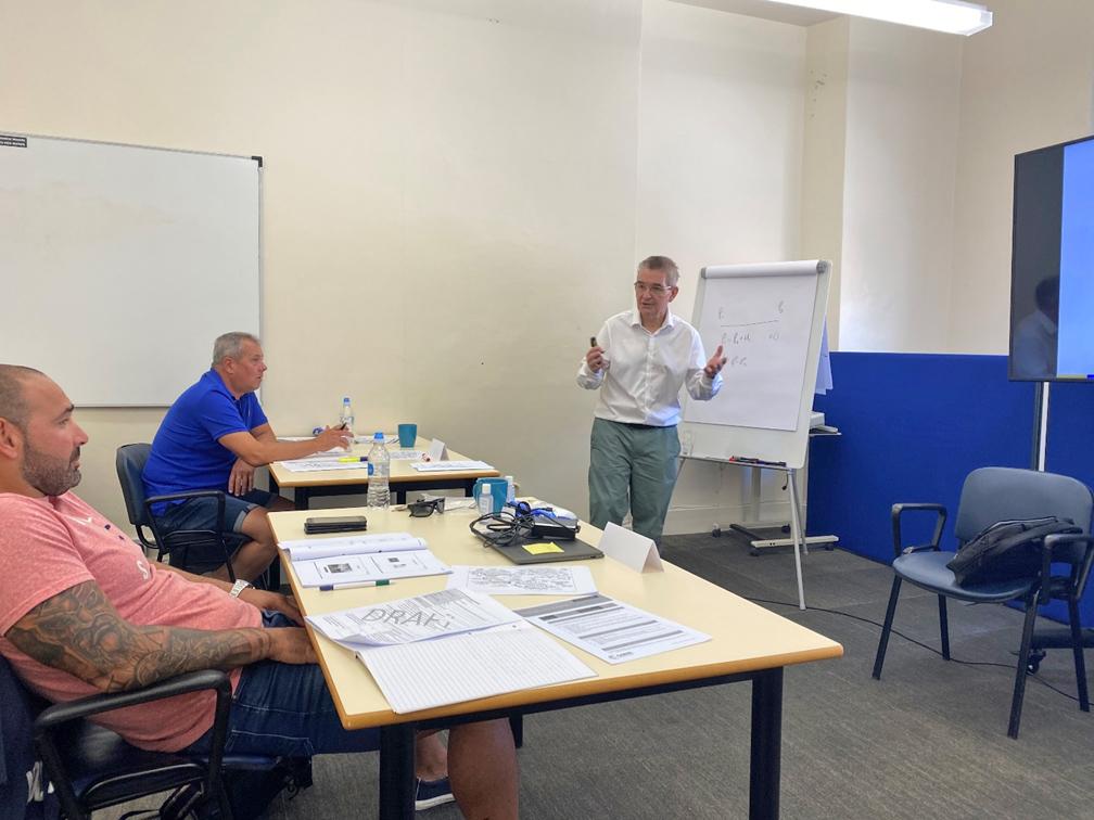 The project external evaluator believes in VET